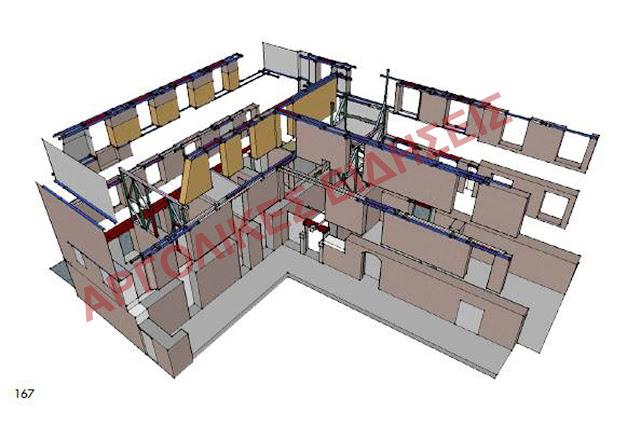 Παραδόθηκε η μελέτη του ΕΜΠ για την αποκατάσταση του Ενετικού κτιρίου του Αγίου Γεωργίου στο Ναύπλιο
