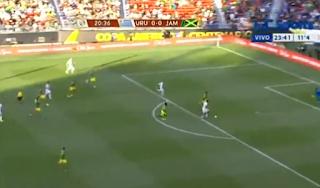 اهداف مباراة أوروجواي وجامايكا  14-06-2016 بطولة كوبا أمريكا المئوية