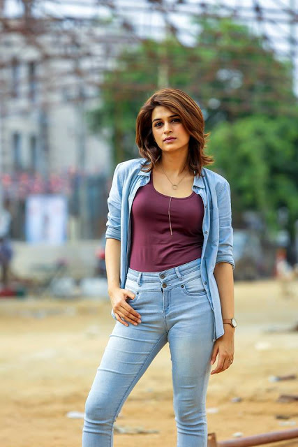 Shraddha Das In PSV Garuda Vega 126.18M Movie Stills
