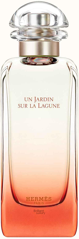 Brilliant Luxury♦Hermès Un Jardin sur la Lagune Eau de Toilette #fragrance