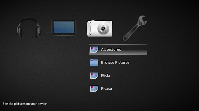 KDE Plasma Media Center Released