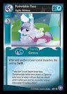 My Little Pony Periwinkle Pace, Agile Athlete The Crystal Games CCG Card