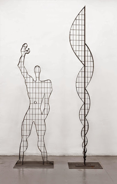 El modulor de Le Corbusier | Buscando la proporción perfecta | Le Modulor 1.83 metros | Serie Azul + Roja