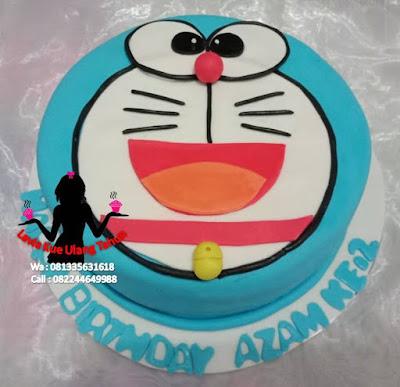 Harga kue tart ulang tahun Doraemon paling laris