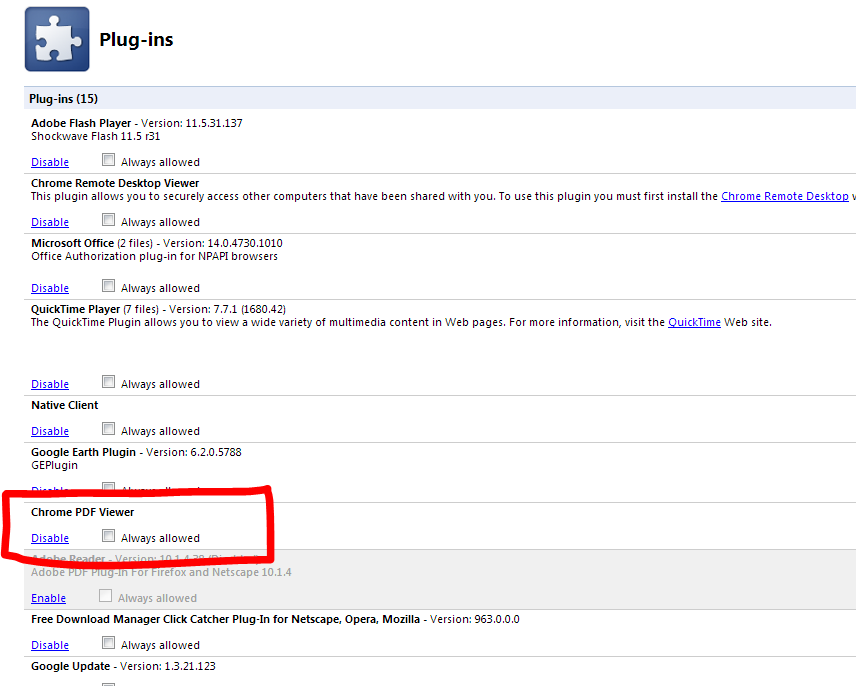 Acumatica Singapore: Issues with Google Chrome embedded PDF viewer