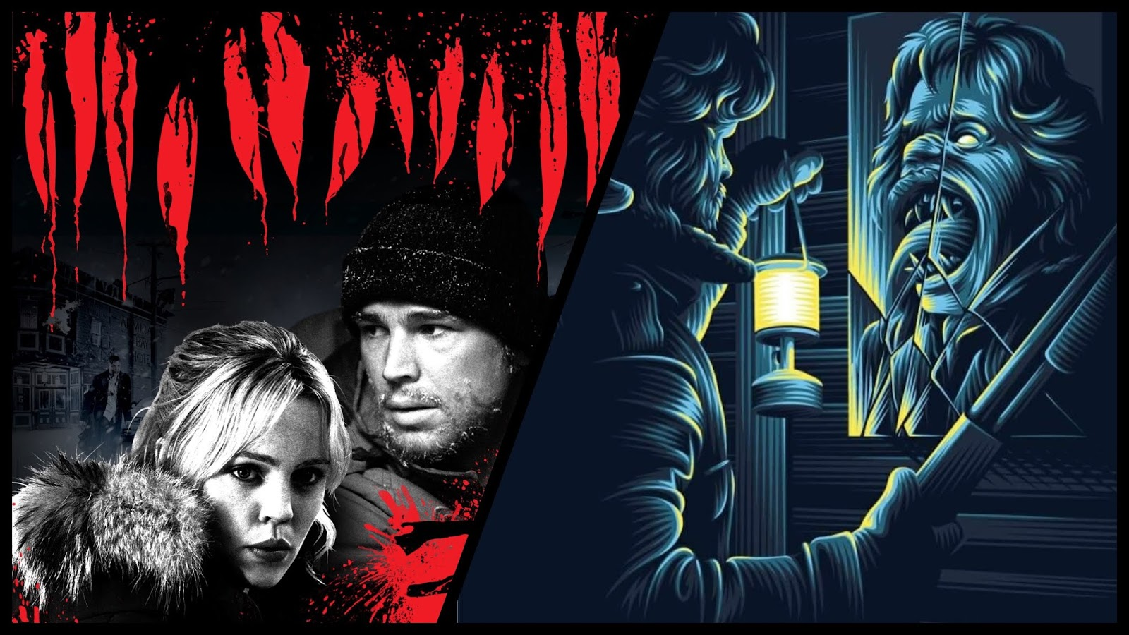 Sinister Pairings 30 Days Of Night 2007 The Thing 1982