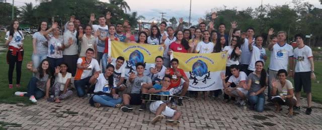 Juventude Missionária promove Encontro de Formação em Mato Grosso