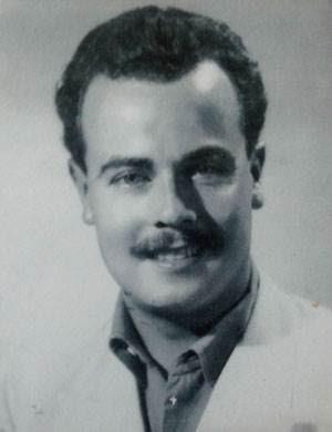 El ajedrecista Arcadi Valls