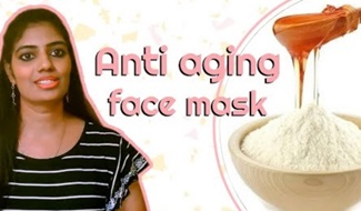 Effective home remedy for SKIN Tightening and Face Lifting!