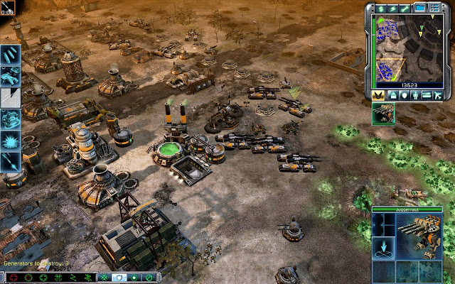 Command and Conquer 3 Tiberium Wars Free Download Screenshot 2
