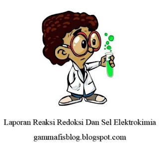 Reaksi Redoksi Dan Sel Elektrokimia
