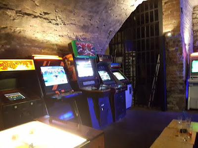Arcade Gaming Bar - Praga