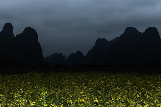 Yangshuo, Yulong river, Guilin