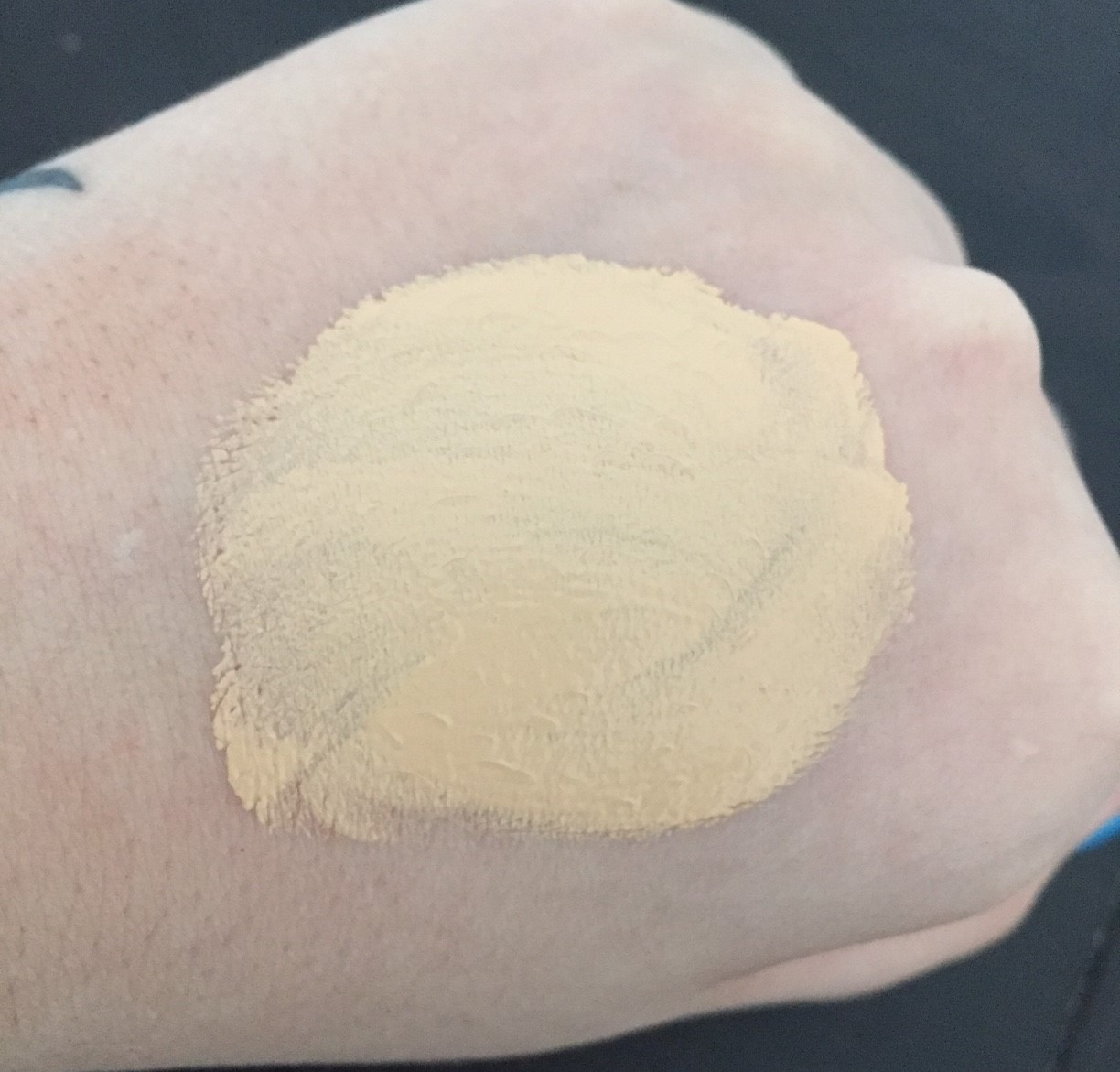 Lorac Sheer Porefection Foundation Swatches