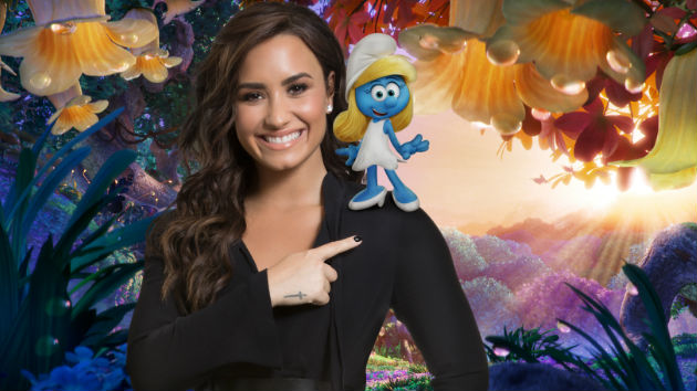 Smurfs – The Lost Village empowered by Demi Lovato