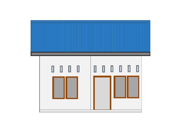 Berapa biaya membangun rumah minimalis tipe-27