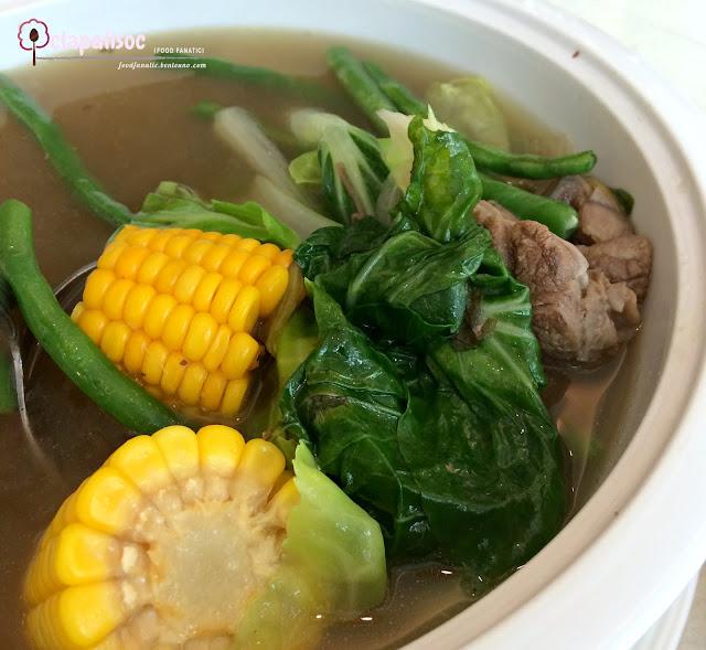 Amacena Bulalo Soup from Amacena Tagaytay