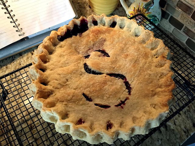 recipe for blackberry pie