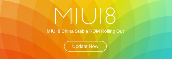 DOWNLOAD MIUI 8 China Stabil Untuk Semua Xiaomi