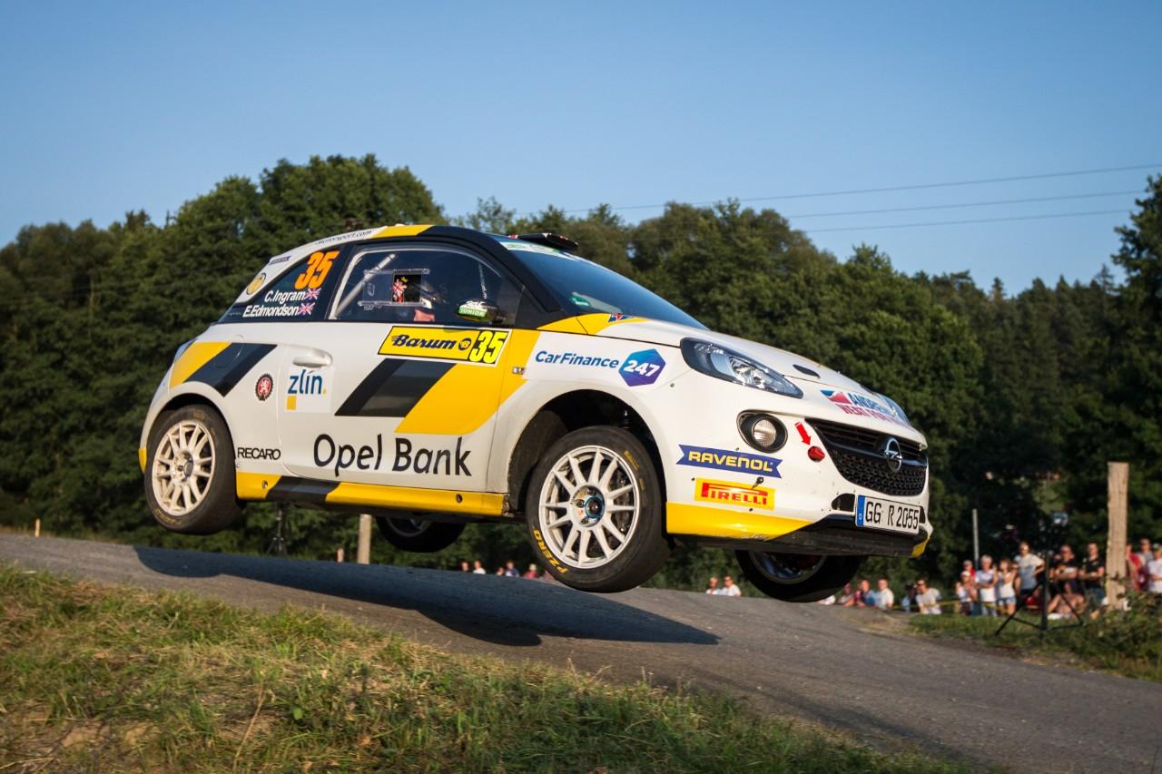 Νίκη της Opel με τον Aleks Zawada στο Barum Czech Rally Zlín αλλά και ...ατυχίες για τους εργοστασιακούς οδηγούς της Opel Chris Ingram και Jari Huttunen