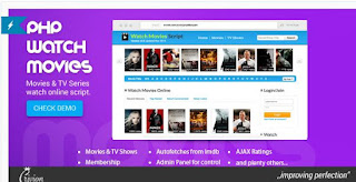 Download Codecanyon PHP Watch Movies Script v2.5.1