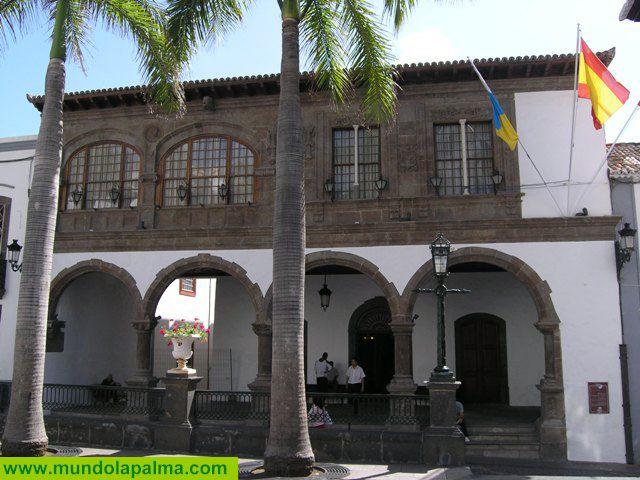Santa Cruz de La Palma también suspende todas las actividades para esta tarde