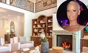 Amber Rose Buys $4m House Outside Los Angeles (Photos)