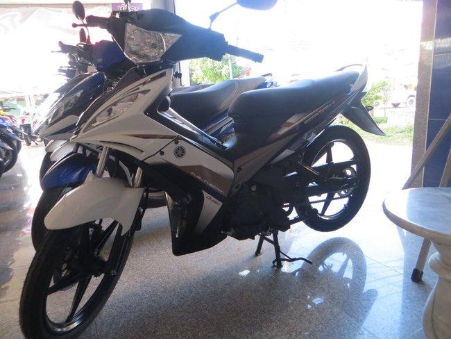 Ямаха спарк 135 (Yamaha Spark)