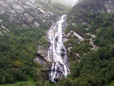 Steall falls Glen Nevis