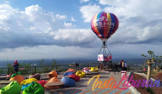 InstaLiburan - Viral Rumah Makan Heha Sky View Menjadi Objek Wisata