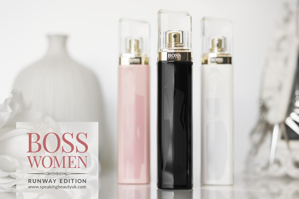 Boss Women EDP Runway Edition Jour Ma Vie Nuit