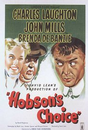 Watch Hobson's Choice Online Free 1954 Putlocker