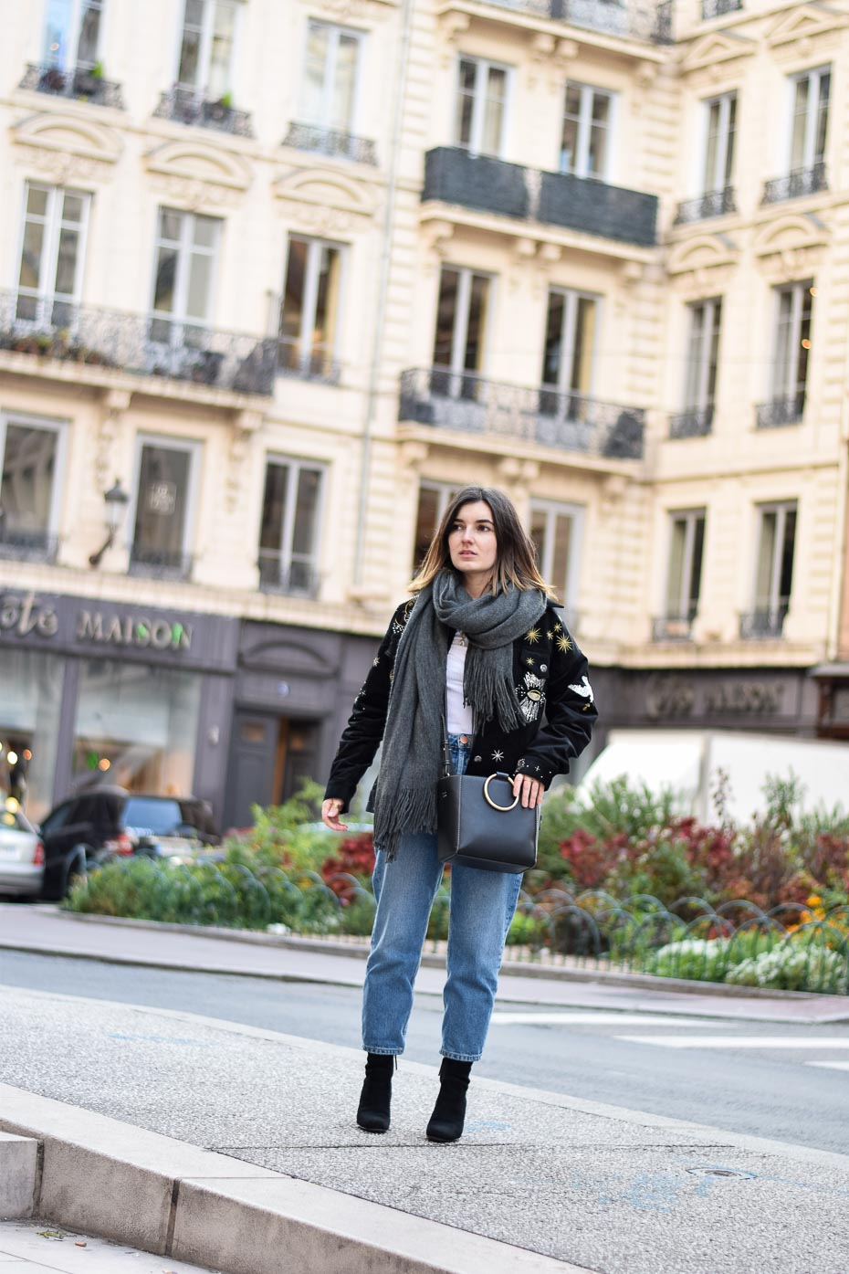 blog mode lyon lyonnaise outfit fashion look fall automne