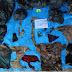 Hallan 166 cráneos en una fosa clandestina en Veracruz