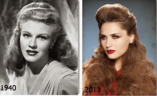 Lang haar jaren 50