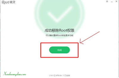 Root đien thoai Xiaomi Redmi Note 3