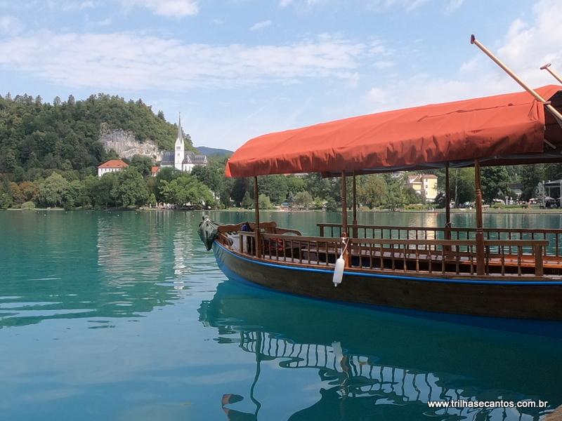 Eslovenia Lago de Bled