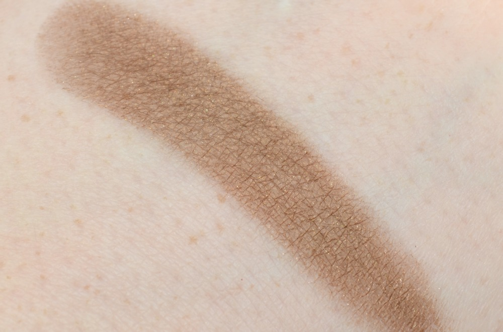 Stila Bronze Smudge Pot Eyeshadow & Gel Eyeliner Review/Swatches