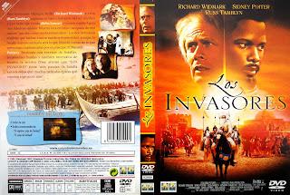 Carátula: Los invasores (1963) The Long Ships