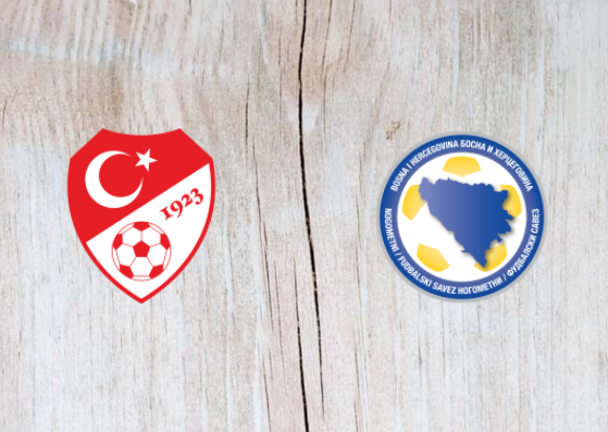 Turkey vs Bosnia and Herzegovina - Highlights 11 October 2018