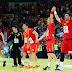 Handball EM: Klarer Sieg für Mazedonien im Test gegen Saudi-Arabien