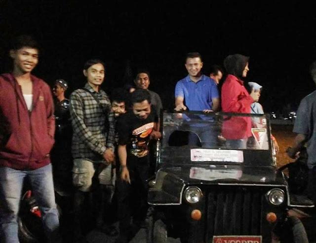 Ratusan Warga Nobar Film, G.30.S/PKI Di Lap. Pemuda Benteng
