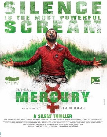Mercury (2018) Silent Movie 720p HDRip