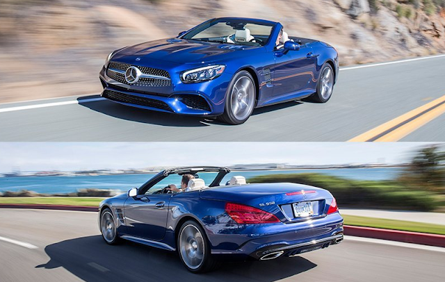 Lamentations of a Mercedes-Benz SL Man Column