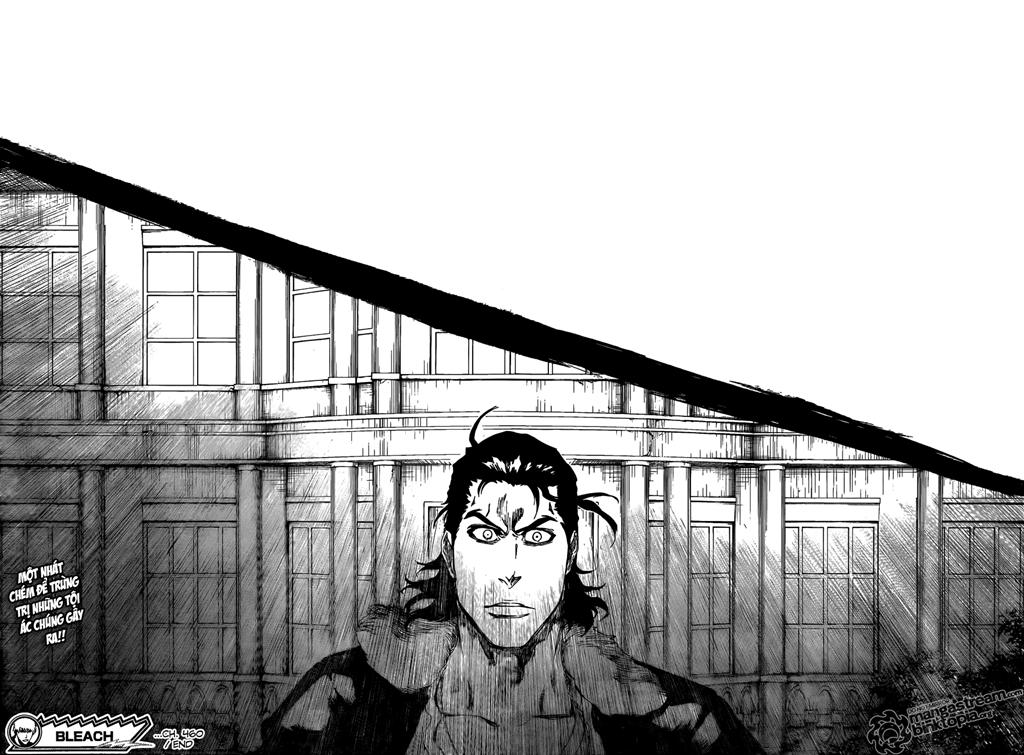 Bleach chapter 460 trang 15
