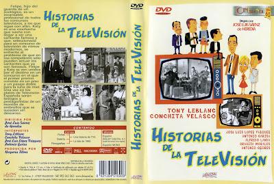 Historias de la televisión   1965   Alfredo Landa dvd