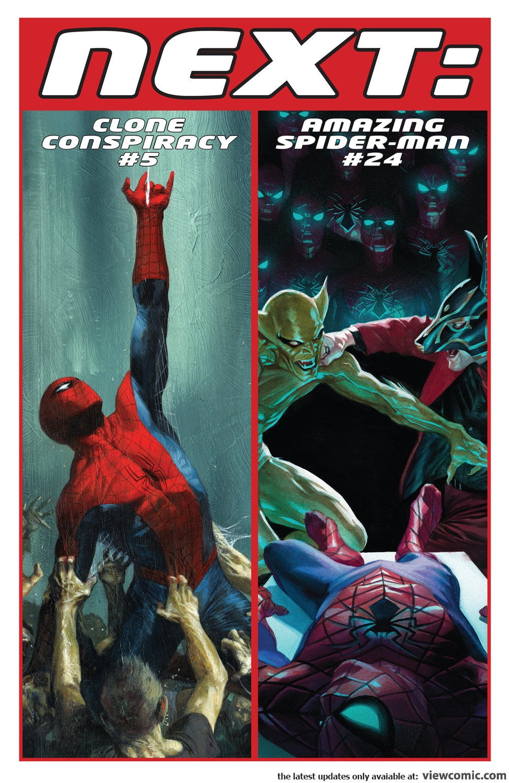 amazing spider man viewcomic reading comics online for free 2018
