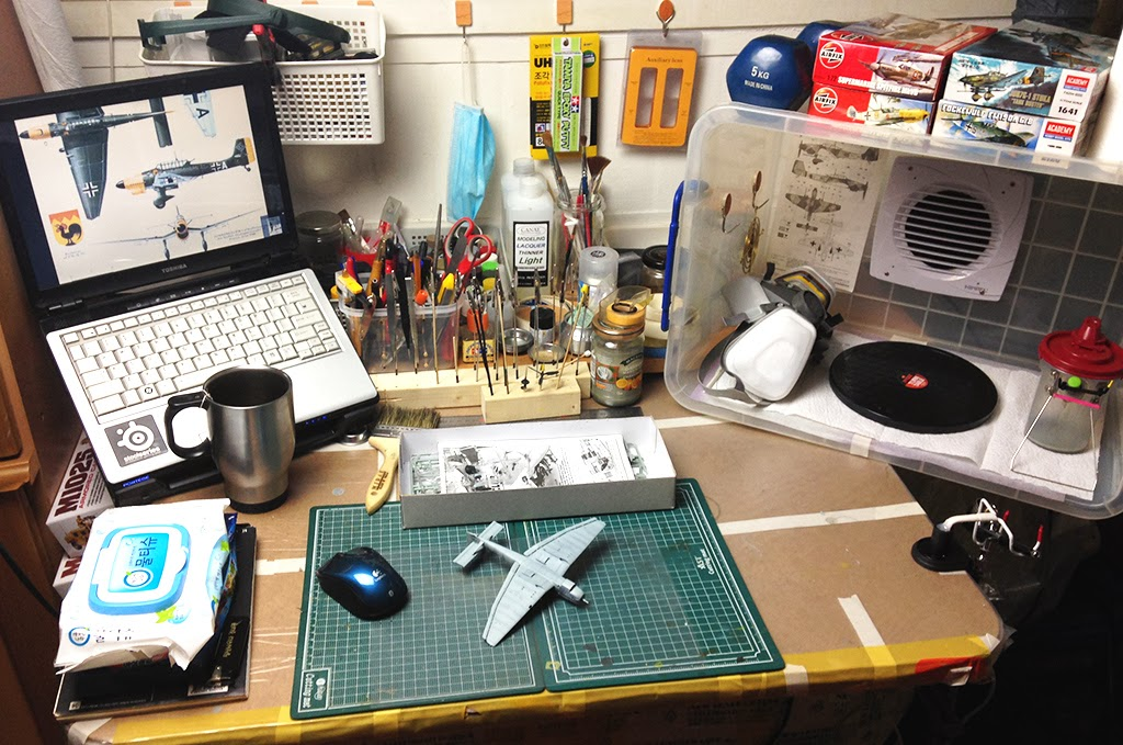 Flixid S Miniatures My Workshop