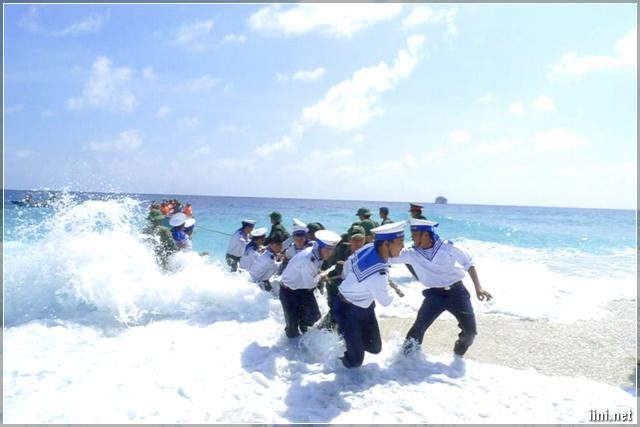 Tâm sự người Lính Đảo