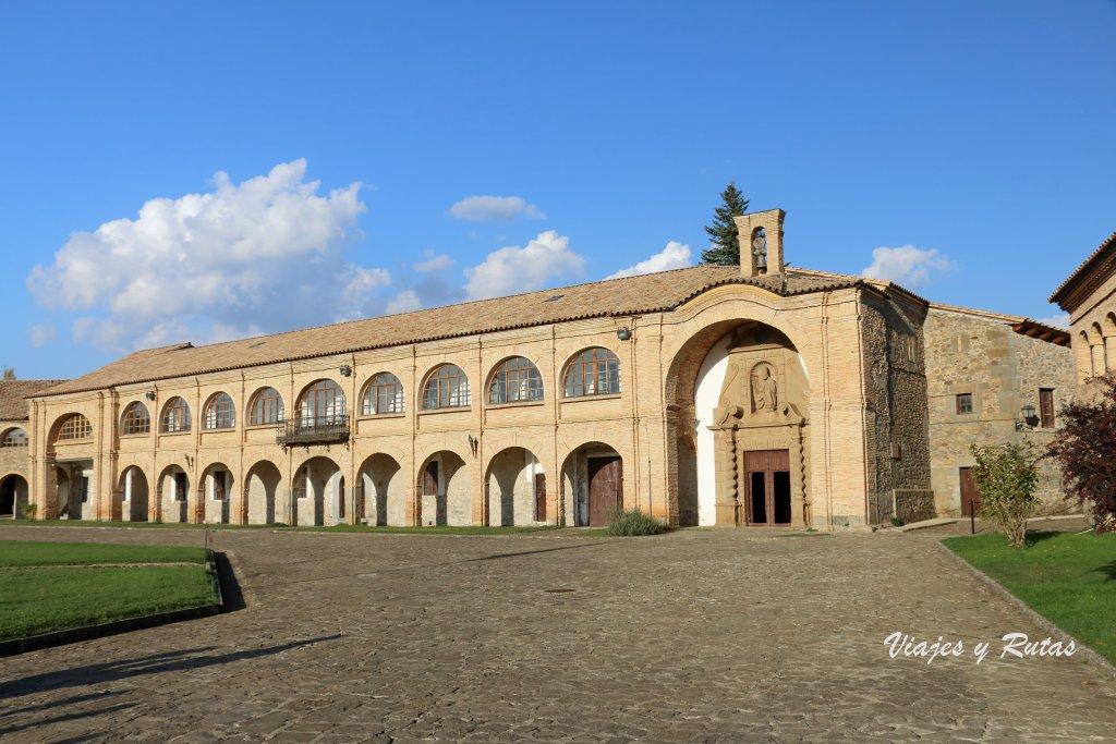 Iglesia de San pedro de la Ciudadela de Jaca